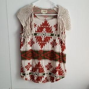 Denim and supply Ralph Lauren Womens shirt